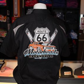 Route 66 Motorheads Shop